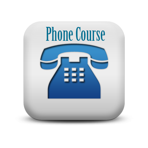 Conference Call/Online Certificate Course - Wednesdays | CCW